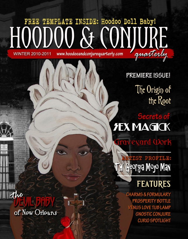 Hoodoo and Conjure Quarterly