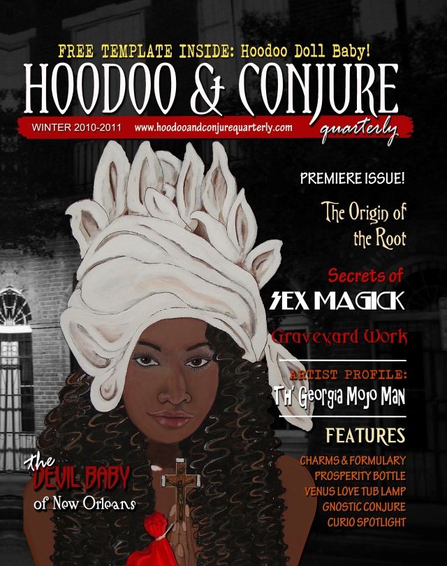 Hoodoo & Conjure Quarterly