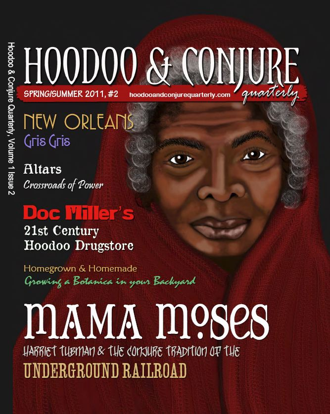 A Journal of  New Orleans Voodoo, Hoodoo, Folk Magick & Folklore