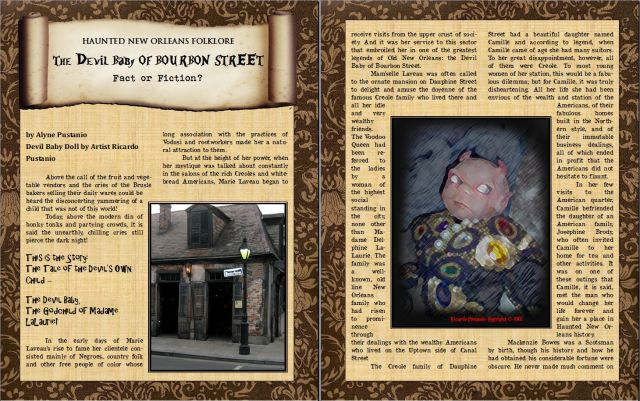The Devil Baby of New Orleans: Fact or Fiction?