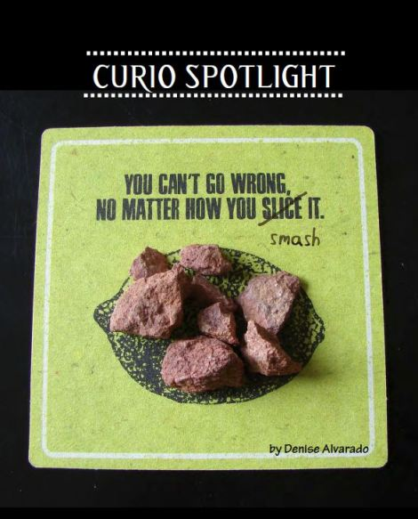 Curio Spotlight: Red Brick Dust