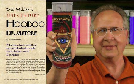 Doc Miller's 21st Century Hoodoo Drugstore