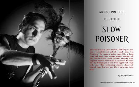 The Slow Poisoner